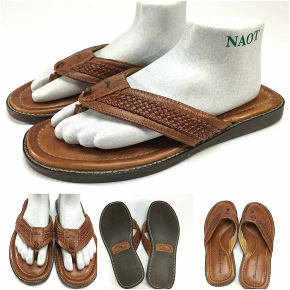 71313ddb1eb Tommy Bahama Anchors Away flip flop sandals G1-4. M 5ad141bb61ca10c1bb5d2ac7